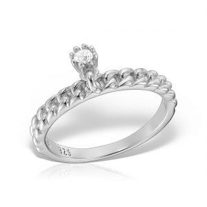 Inel argint cu Piatra Mobila - MCR0061