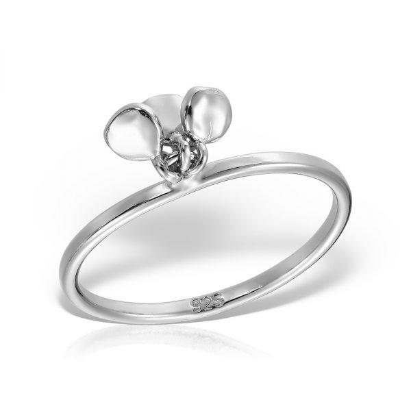 Inel argint subtire - MCR0100